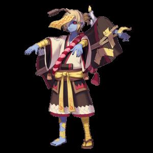 Onmyoji Mobile Game - Shikigami Jumping Bro Older