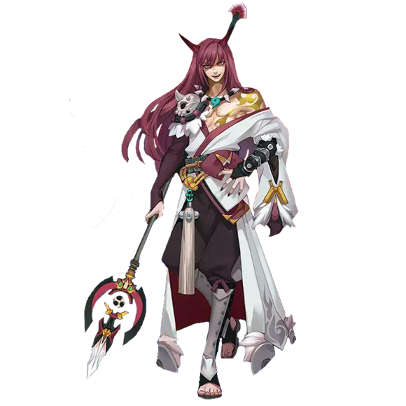 Onmyoji Game - Yaksha